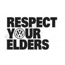 Respect Your Elders_VW